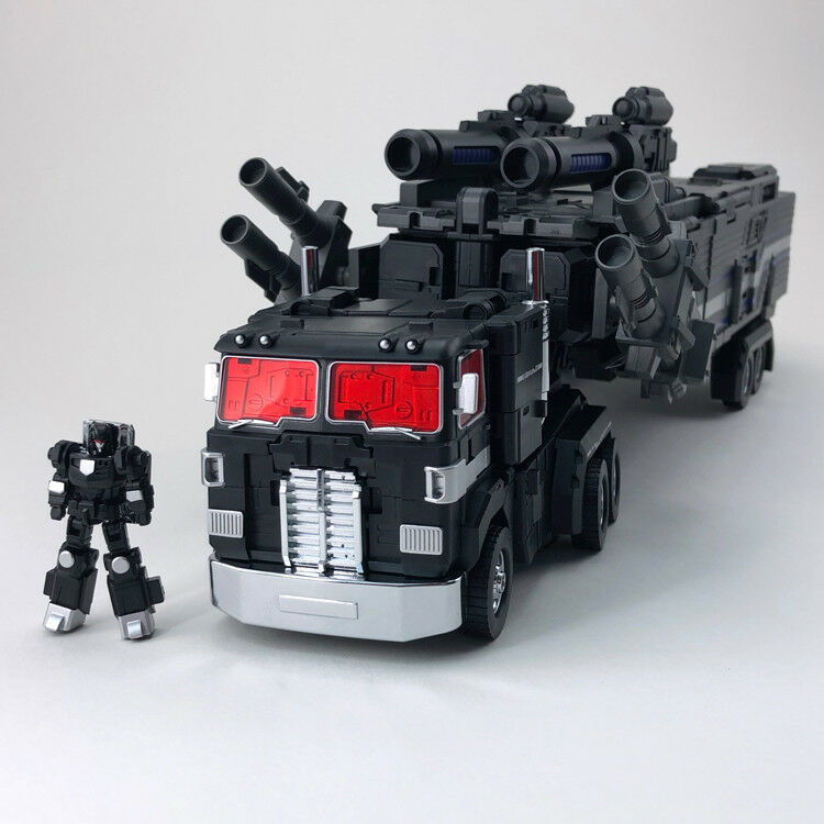 Transformers Fans Hobby MB-06A POWER BASER Dark Optimus Prime
