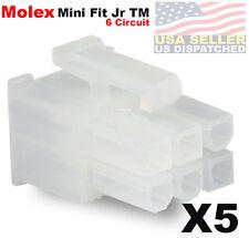 Molex 51021-0500 PicoBlade Female Housing 5 Position 1.25mm Pitch