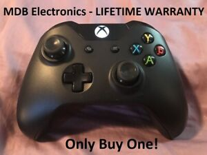 Details about Xbox One controller repair service - 1 day turn-around AND  LIFETIME WARRANTY!!