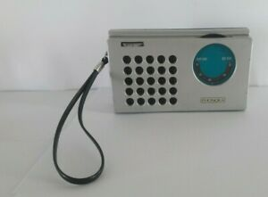 ⭐VINTAGE PHONOLA RADIO TASCABILE PORTATILE  MODERNARIATO ANNI '70