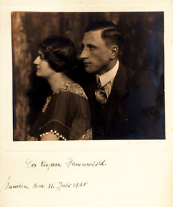 Osborne And München fotografie li osborne münchen portrait fam hauenschild 1925 ebay