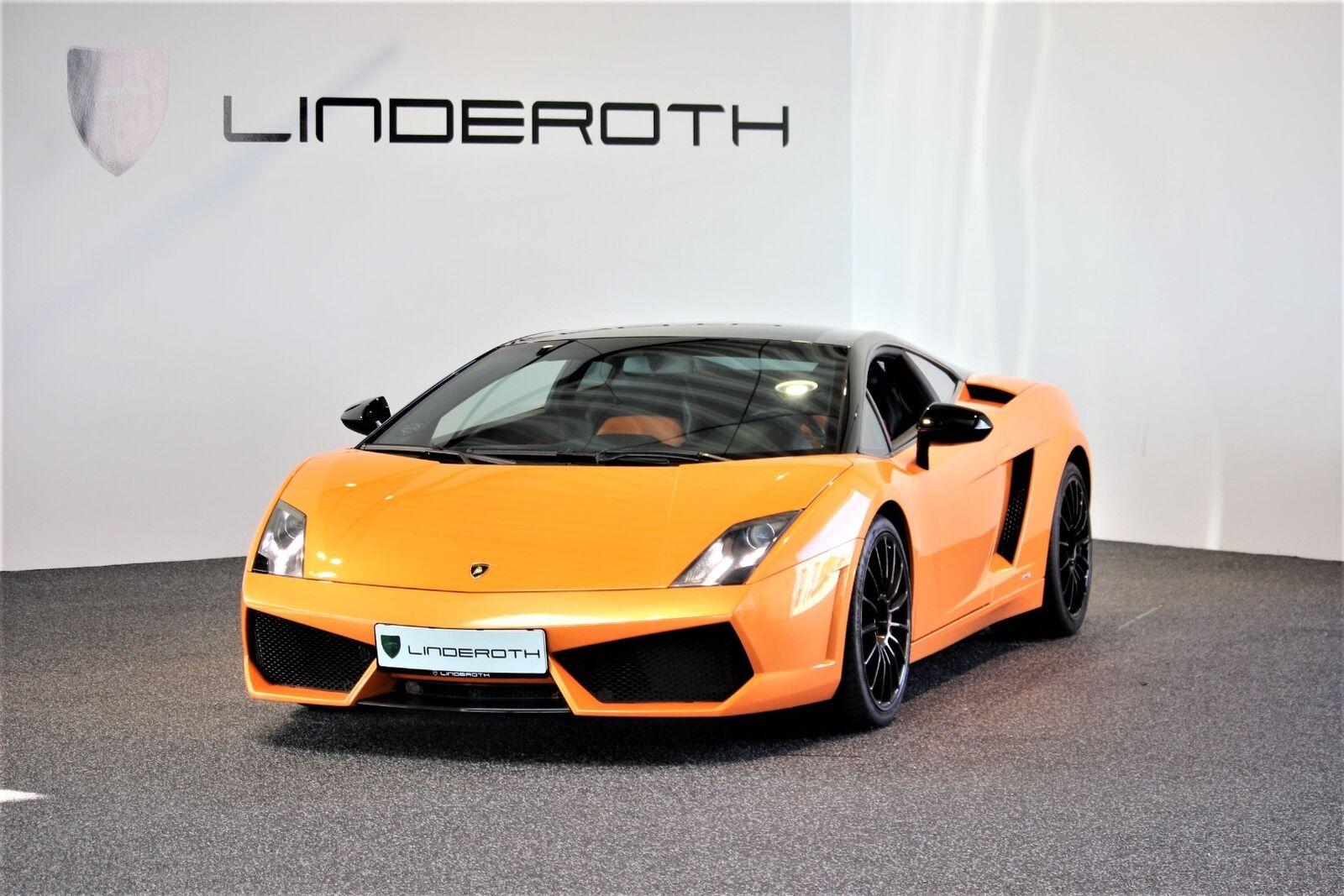 Lamborghini Gallardo 5,2 LP560-4 E-gear 2d
