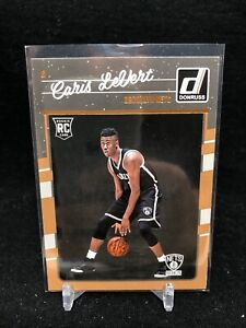 CARIS-LEVERT-2016-17-Panini-Donruss-Rated-Rookie-167-RC-Brooklyn-Nets-C44