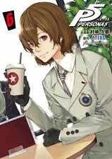 Persona 5 Comic Anthology Vol 3 Japanese Manga Game P5 Akira Kurusu Japan Book For Sale Online Ebay