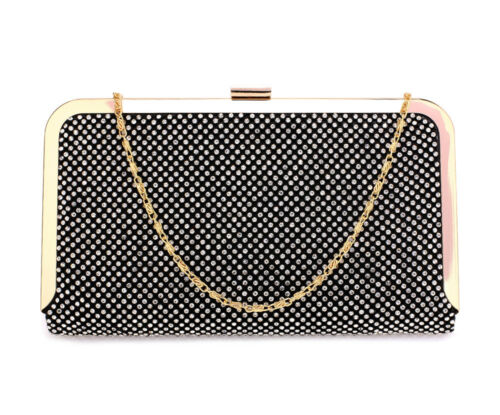 LeahWard Women/'s Diamante Clutch Bag For Wedding Party Racing Evening Bags