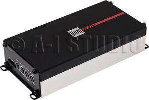 Dual Da301l Car Audio Mono 1ch Compact Small Low Profile Class D
