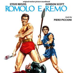 Piero Piccioni - ROMOLO E REMO - Soundtrack - Cd Nuovo - Digitmovies