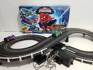Carrera-Marvel-Ultimate-Spider-Man-1-43-Slot-Racing-2-4m-Track-Set
