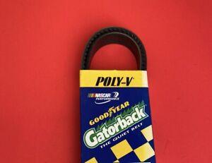 4060410 Goodyear Gatorback//Continental Elite Poly-V Serpentine Belt