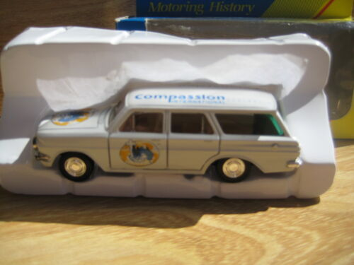 TRAX   8011F  HOLDEN EH  Wagon   Compassion   White