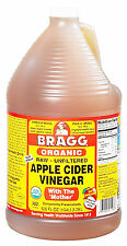 BRAGG ORGANIC APPLE CIDER VINEGAR  FRESH & SEALED