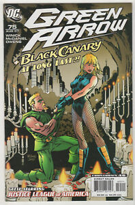 Green-Arrow-LOT-17-DC-2005-07-FN-VF-Zatanna-Black-Canary-Deathstroke-JLA-TV