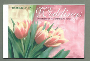 AUSTRALIA 2003 Prestige Booklet  Special Occasions WEDDINGS Complete MNH - Burnham Village, United Kingdom - AUSTRALIA 2003 Prestige Booklet  Special Occasions WEDDINGS Complete MNH - Burnham Village, United Kingdom