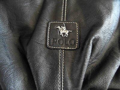 POLO GENTLEMAN schöne große Tasche schwarz HMI215