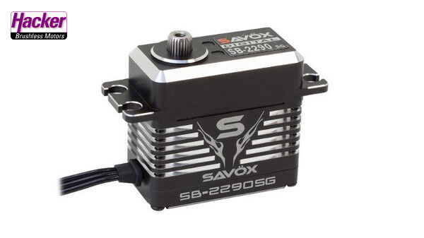 Servo Savöx sb-2290sg EXTREMAmujerTE FUERTE regulación DIGITAL