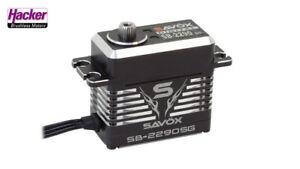Servo-SAVOX-sb-2290sg-Extreme-PUISSANT-Servo-digital