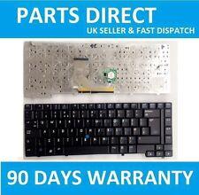 NEW HP COMPAQ NC6400 UK LAYOUT Laptop Keyboard Black