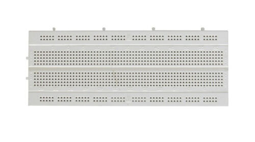 Laborsteckboard 840 Kontakte 640//200 Steckplatine Steckbrett Breadboard 5852