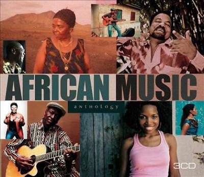 VARIOUS ARTISTS - AFRICAN MUSIC ANTHOLOGY NEW CD | eBay