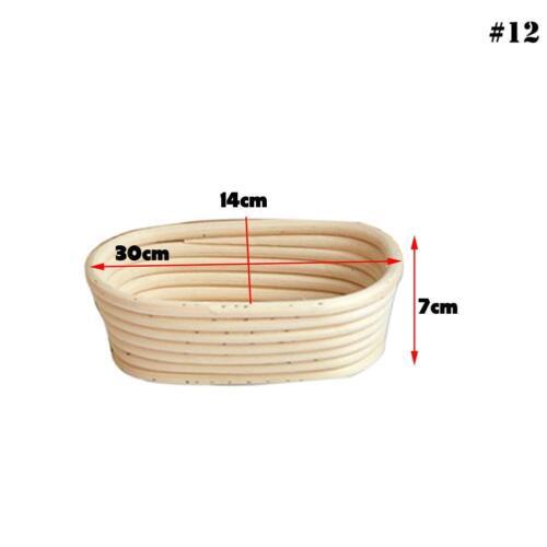 A variety of models Dough Basket Bread Proofing Proving Fermentation Basket T5Q7