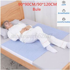 Washable-Reusable-Waterproof-Underpad-Bed-Pad-Incontinence-Mattress-Protector