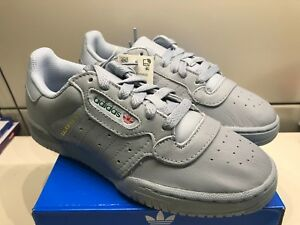6a02e6966 Image is loading Adidas-Yeezy-Powerphase-Calabasas-Grey-Size-4-CG6422-
