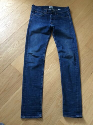 T Edwin Coupe Slim Jeans 28 Homme qrxwCrO0