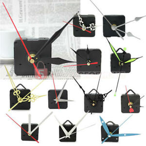 Battery Powered Quartz Clock Movement Diy Mechanism Repair