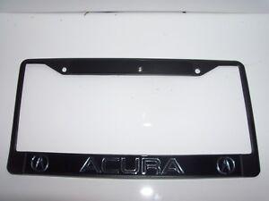 Acura License Plate Frame Brand New EBay - Acura license plate frame
