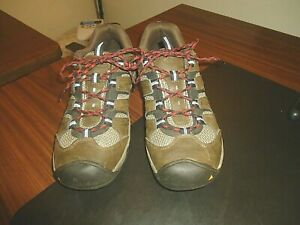 KEEN-Mens-034-KOVEN-034-Hiking-amp-Trail-Athletic-Shoes-1011276-Brown-10-5-Med