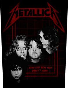 Metallica-Bang-that-Cabeza-Parche-de-espalda-602793