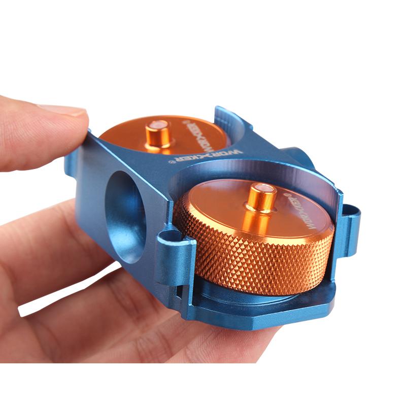 Worker Mod Nuovo Flywheel Cage Motor Update Kit for Nerf STRYFE/Rapidstrike CS-18