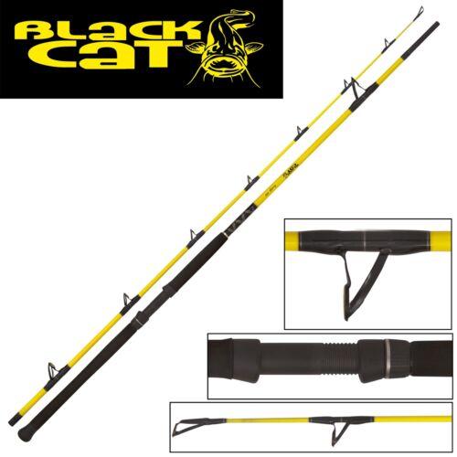 Welsrute Black Cat Freestyle Rute 2,80m 400g Wallerrute für Montagen