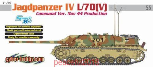 drake 6623 1  35 Jagdpanzer IV L  70 [V] Kommando Ver.modellllerlerl