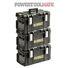 DeWalt DS300N DS300 Tough System Tool Storage Case *TRIPLE PACK* (No Tote Tray)