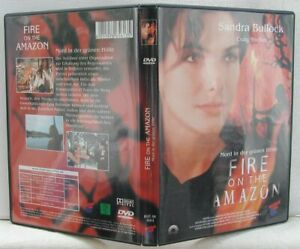DVD Fire on the Amazon - FSK 12