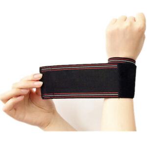 Handgelenk-Bandagen-Wrist-Wraps-Sport-Fitnessbandagen-Strongman-Hand-Bandage-Gym