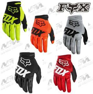 FOX RACING 2020! FLEXAIR GLOVE BLACK OFF ROAD MX MTB BMX  DOWNHILL MOTO 23938