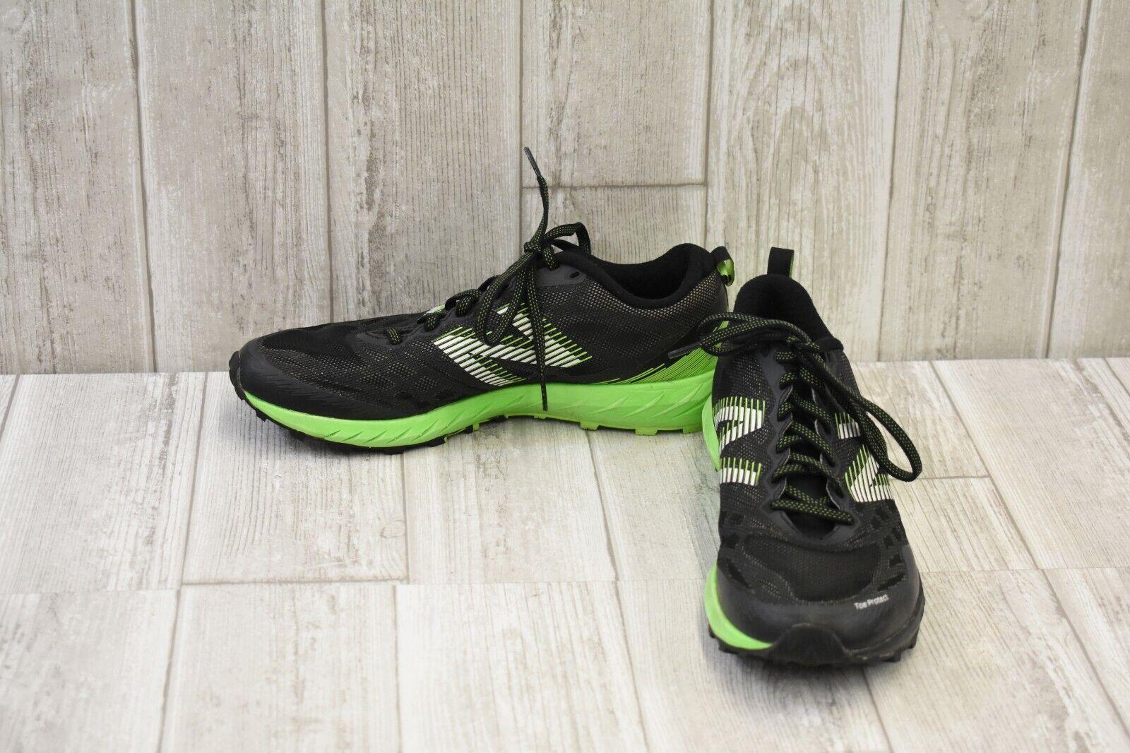 New Balance MTUNKNB Sneaker - Men's Size 8D Black Green
