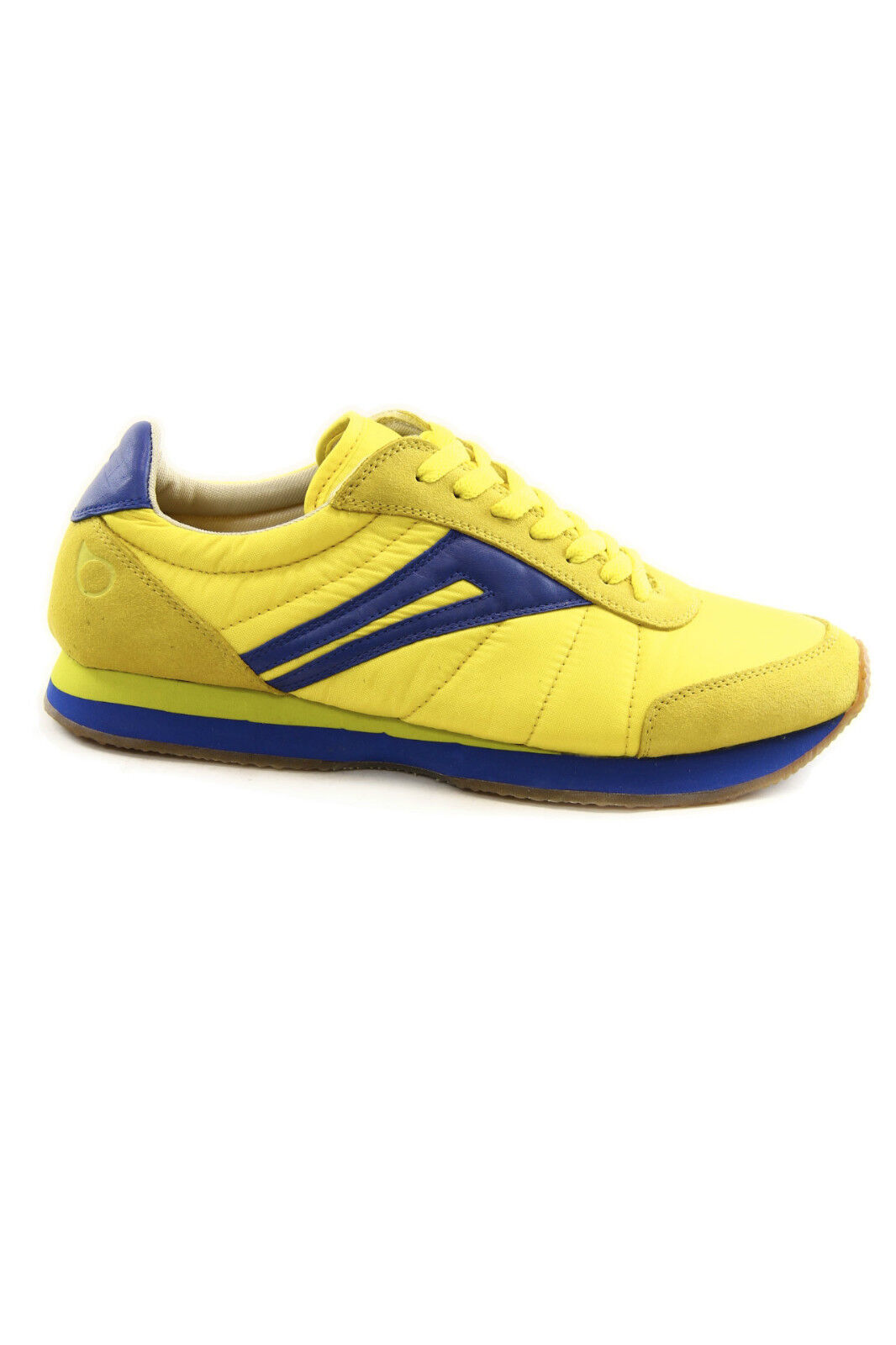 Nose Sneakers Suede Nylon mod. PENSR2294MY46 Yellow