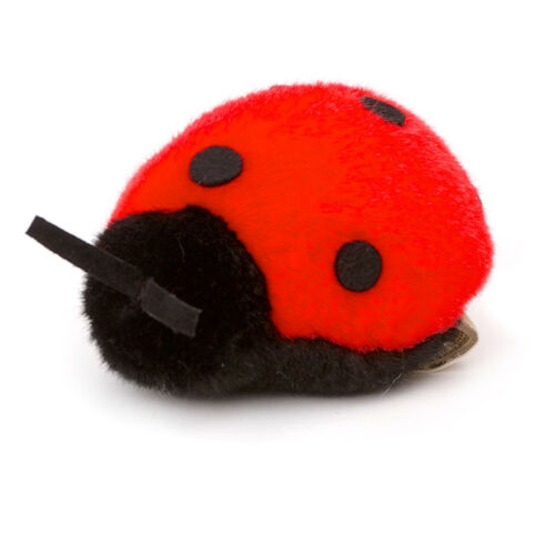 Kosen 2911 Kösen Red Ladybird collectable plush soft toy animal