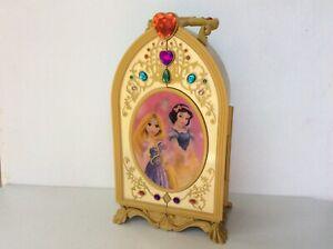 Disney-Princess-Wardrobe-12-034-Jewlery-Box-Belle-Aerial-Rapunzel-Snow-White