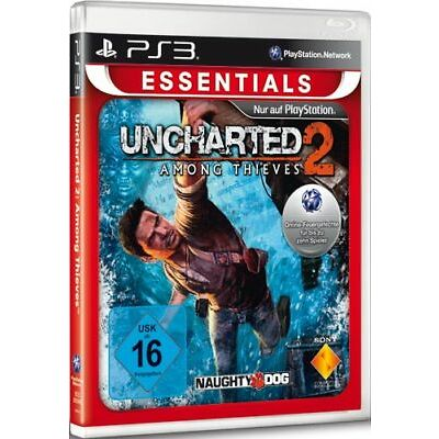 Uncharted 2 - Among Thieves  (Essentials)  PS3  Playstation 3  !!!! NEU+OVP !!!!