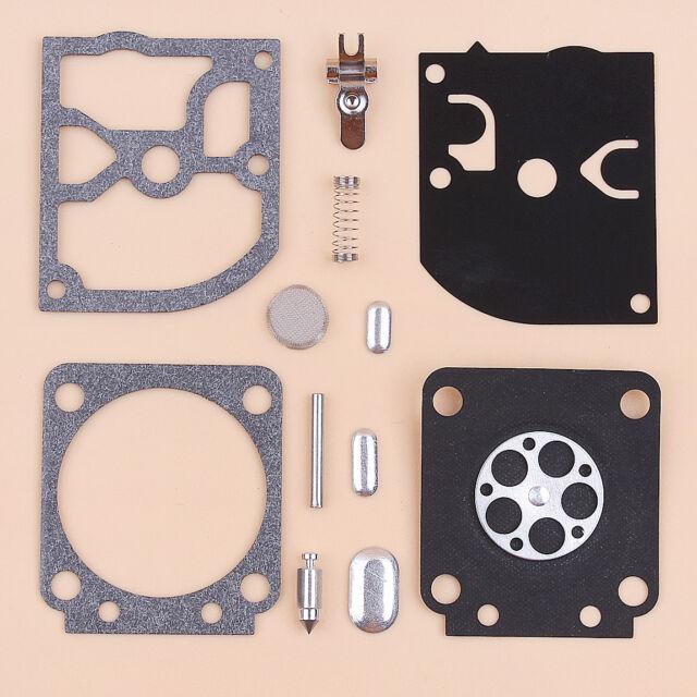 Carburetor Carb Rebuild Kit F Stihl FS108 FS106 FS300 FS350 FS400 FS450 BR106