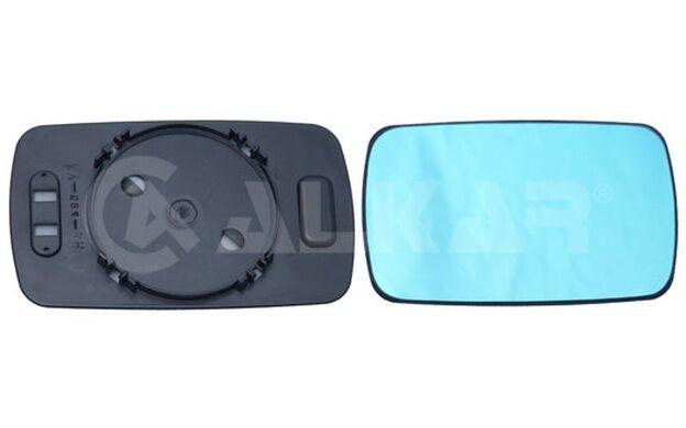 ALKAR Cristal de espejo, retrovisor exterior para BMW Serie 3 5 7 6432485