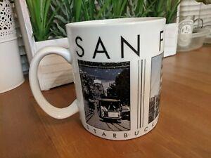 Starbucks-Barista-2003-San-Francisco-City-Scenes-Coffee-Mug-16-oz-EUC