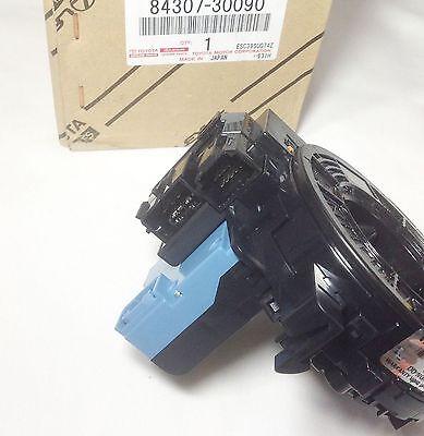 GENUINE TOYOTA LEXUS 4RUNNER GX460 RX350 HS250h SCION CLOCK SPRING 84307-30090