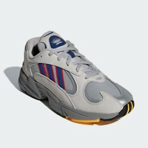 e0480c411933a7 New Adidas Men s Originals Yung-1 Running Shoes Sneakers - Gray ...