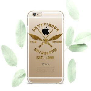 the latest 85d49 805cd Details about Griffindor Harry Potter iPhone 4s 5s SE 6s 7 8 Plus Gel Cover  iPhone X XR XS Max