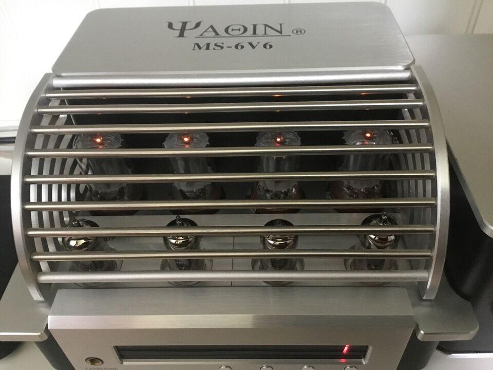 Rørforstærker, Yaqin, MS-6V6